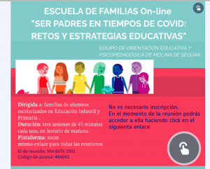 Escuela de familias On-Line